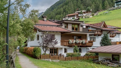 Appartement Cristallo Sommer